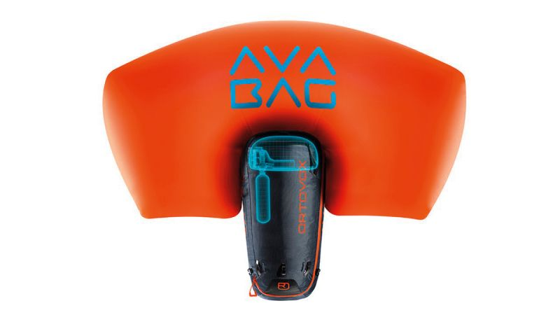 Ortovox Lawinen-Airbag