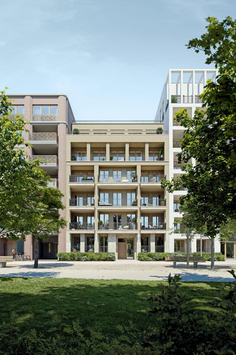 12. Wohnungen in München