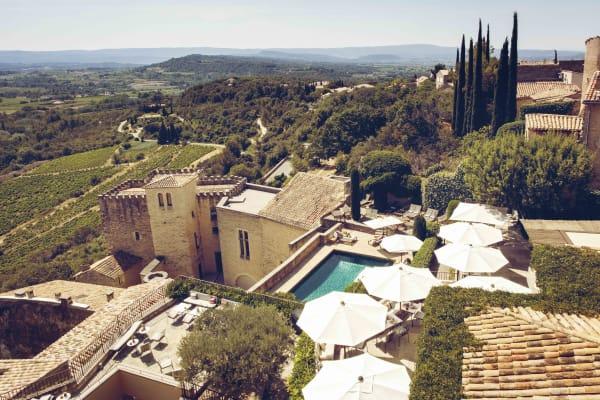 Hôtel Crillon le Brave, Crillon-le-Brave, Provence