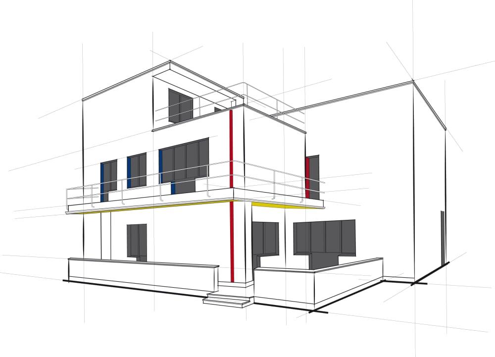 Next Level Bauhaus – warum Gerrit Rietveld seinen Zeitgenossen Walter Gropius in den Schatten stellt