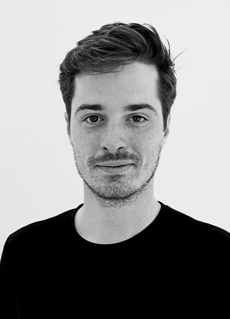 Marcin Rusak Portrait
