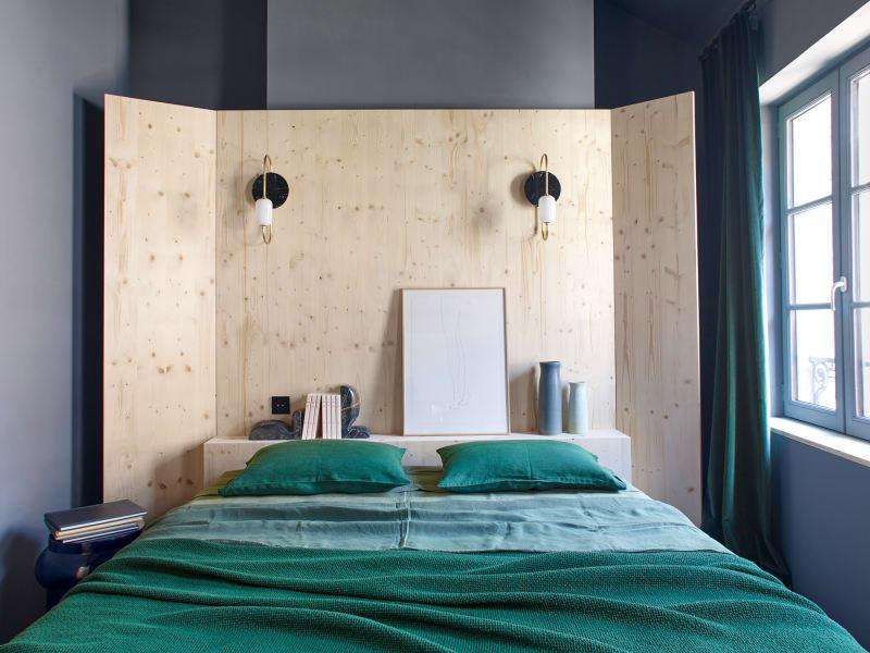 Christophe Delcourt, Schlafzimmer