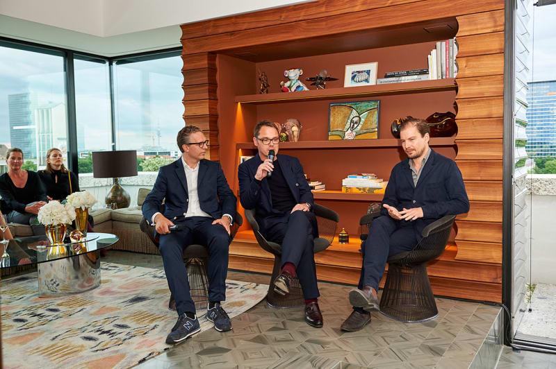 Robert Volhard, Oliver Jahn, Stefan Diez