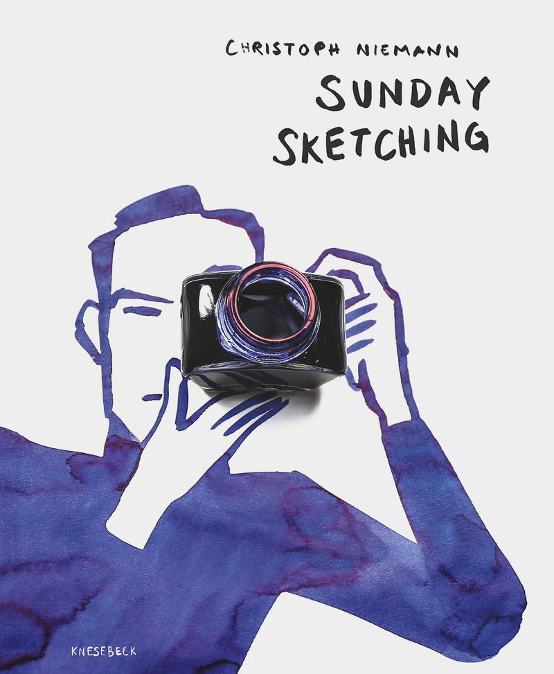 Christoph Niemann Sunday Sketching