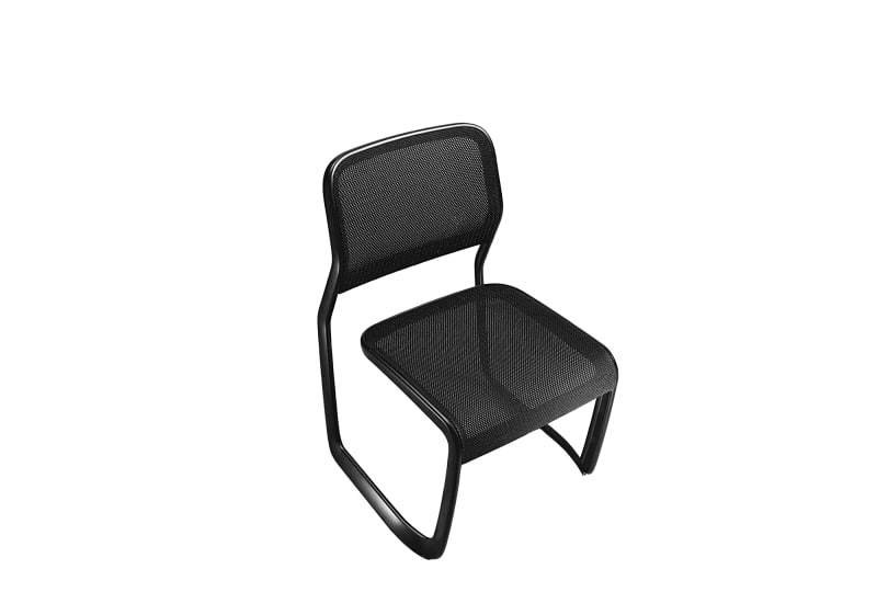 "4. Knoll, ""Aluminium Chair"""