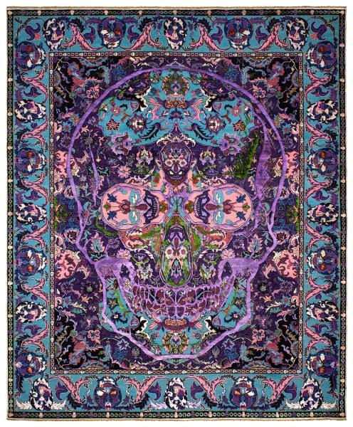 Das neueste Werk des Teppich-Meisters ist für 18 795 Euro erhältlich.