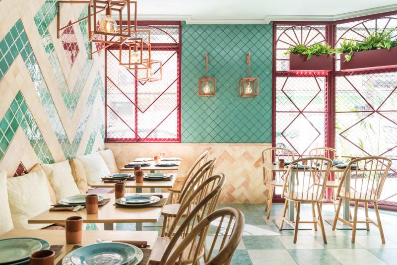 "Restaurant ""Albabel"" Valencia"