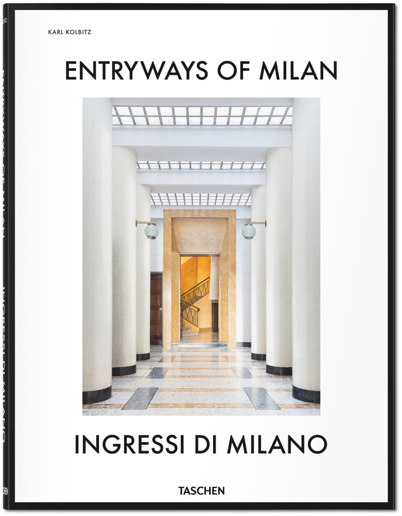 Entryways of Milan Cover