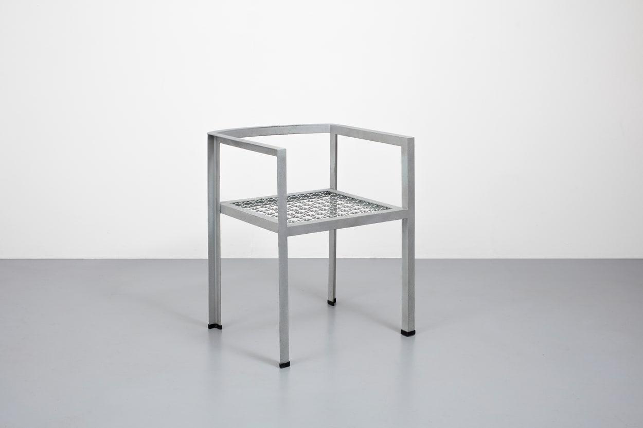 Stuhl, Kawakubo, Möbel, Stuhl, Chaise n° 1