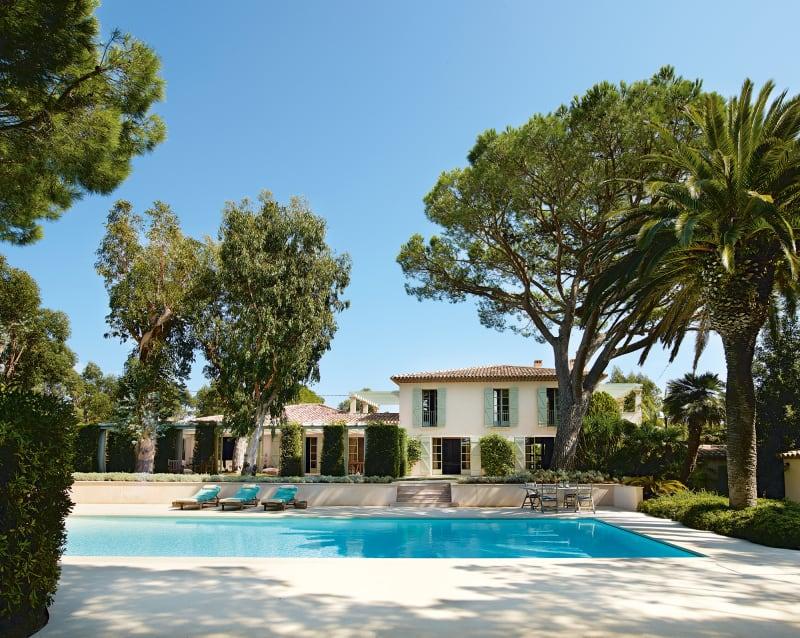 Armani Haus Côte d'Azur, Pool