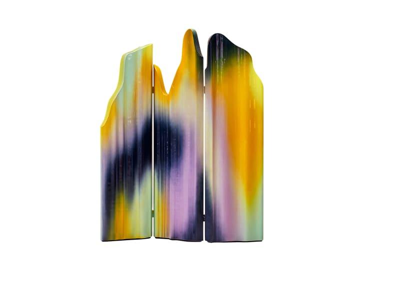 5. Regenbogen-Raumteiler