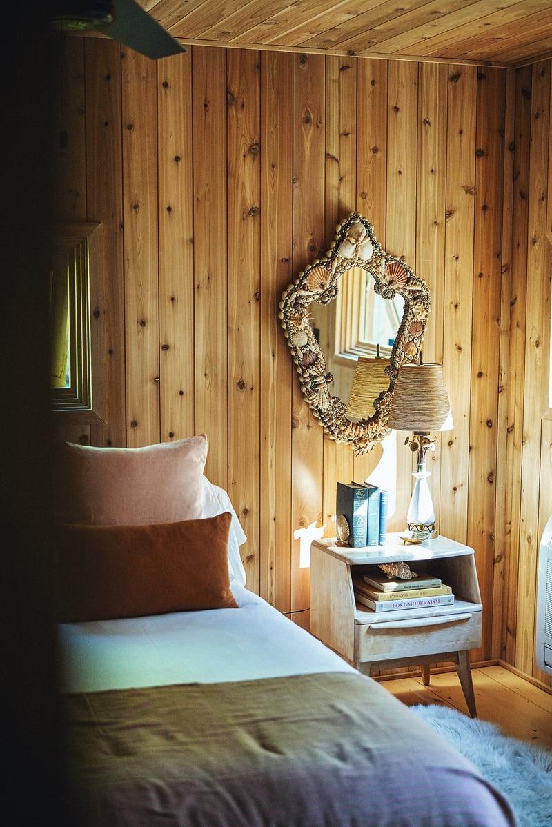 Schlafzimmer Antler House