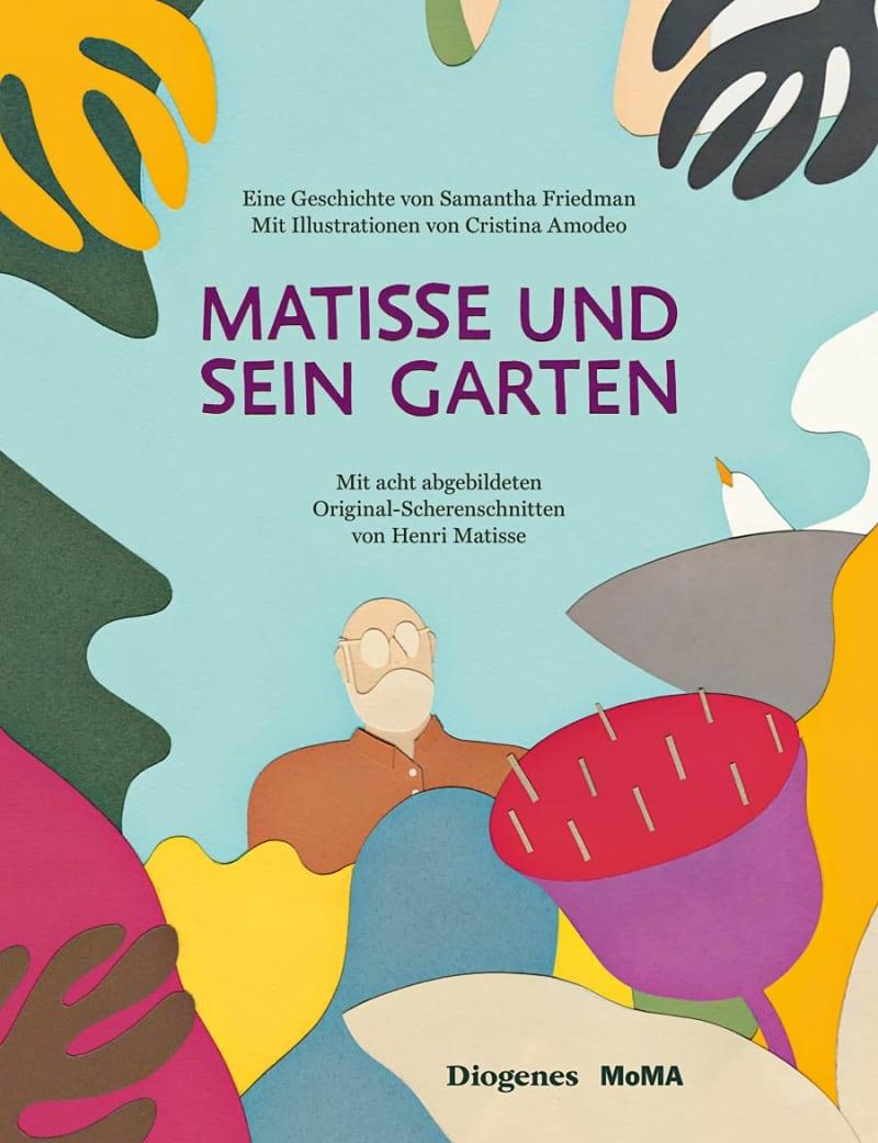 """1. """"Matisse und sein Garten"""""""