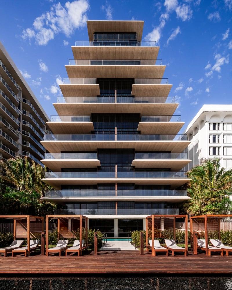 Miami Beach Penthouse Außenansicht