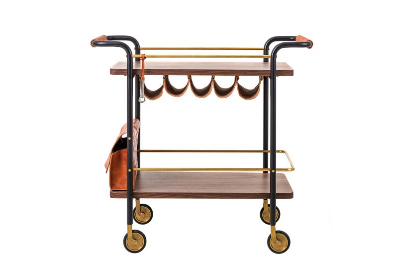 Valet Bar Cart David Rockwell