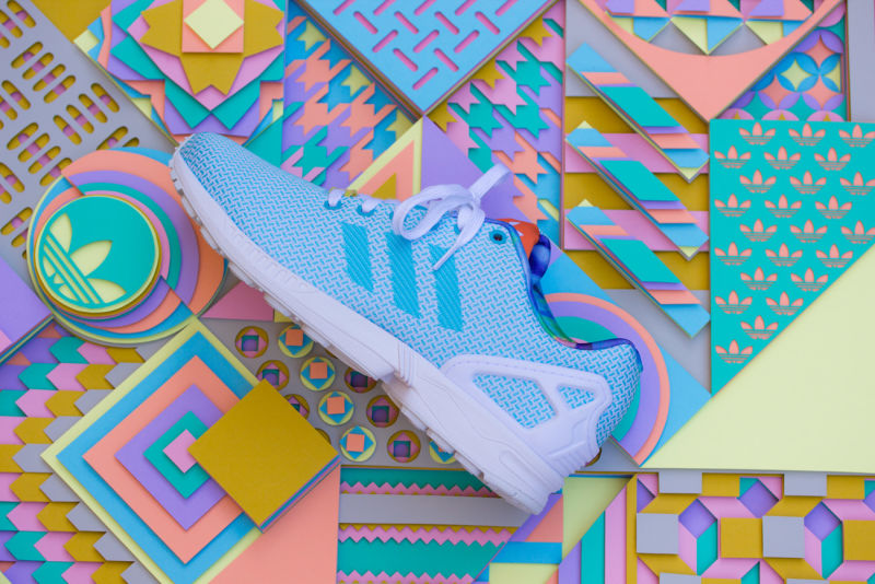 ADIDAS-ZX-FLUX-x-MAUD-VANTOURS-2014,-french-campain,-AIMKO-Agency
