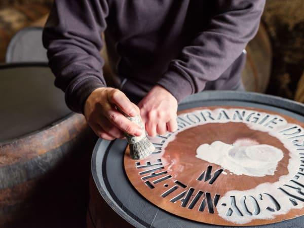 """Der Whisky reift in eigens für den """"Glenmorangie"""" hergestellten Fäassern."""