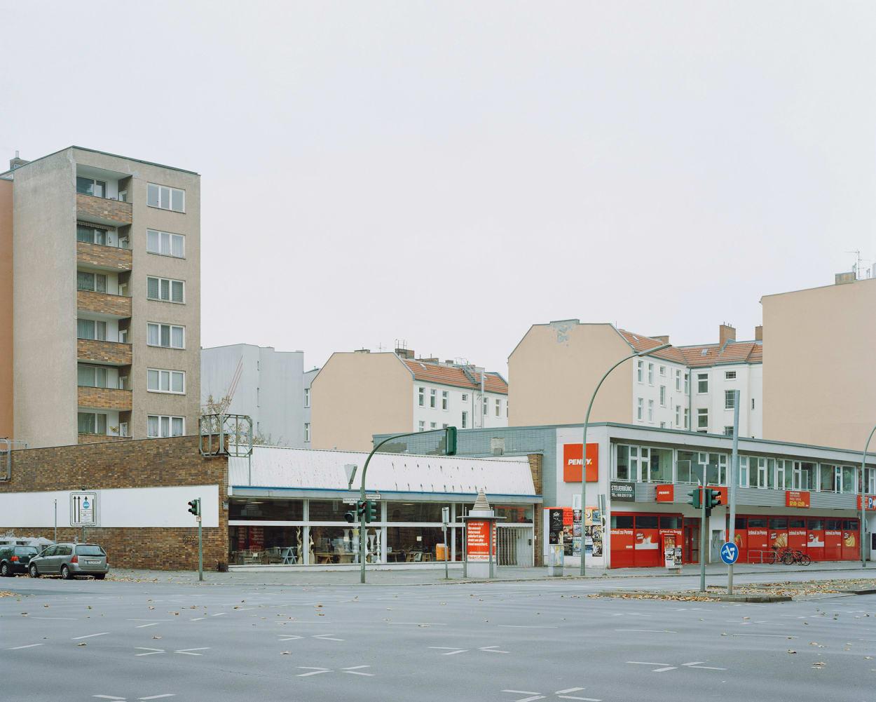 Andreas Gehrke, Noshe, Bildband, Berlin, Fotografie, Stadtbild