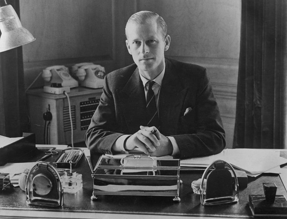 Ein Leben in Bildern: Zum Tod von Prinz Philip
