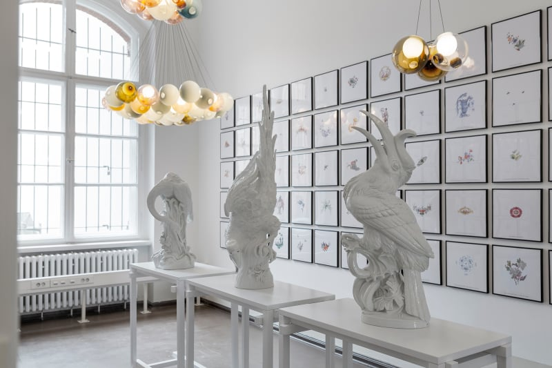Bocci x Meissen Archive Exhibition