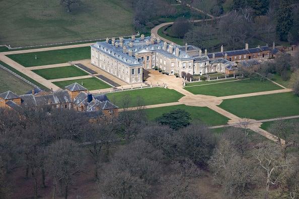 Prinzessin Dianas Elternhaus