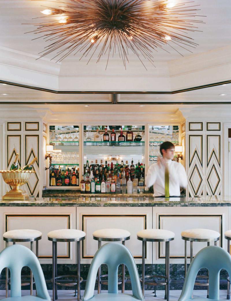 Bergdorf Goodman Bar