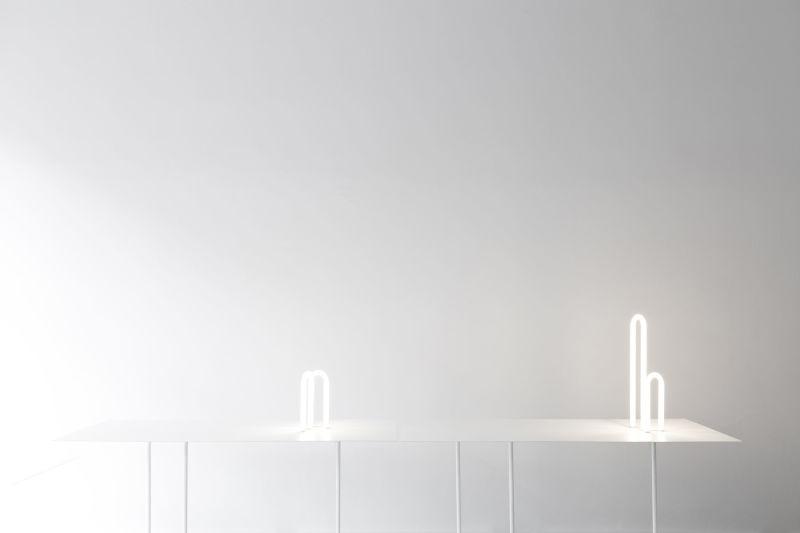 Studio Oink Glowing Paper Table