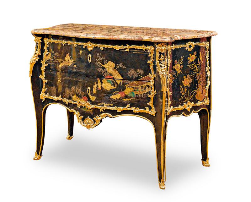 2. Was ist ein typisches Möbel der Zeit?