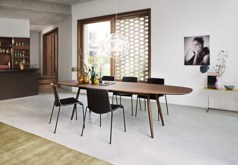 "9. Walter Knoll, ""Moualla Table"""