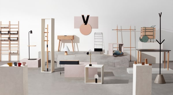 Die Debutkollektion aus dem Talent Lab des britischen Designlabels Made.