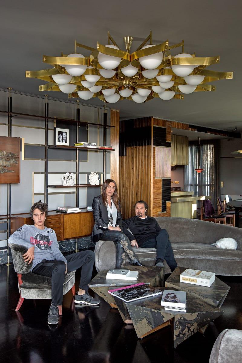 Giorgio Dantone Apartment