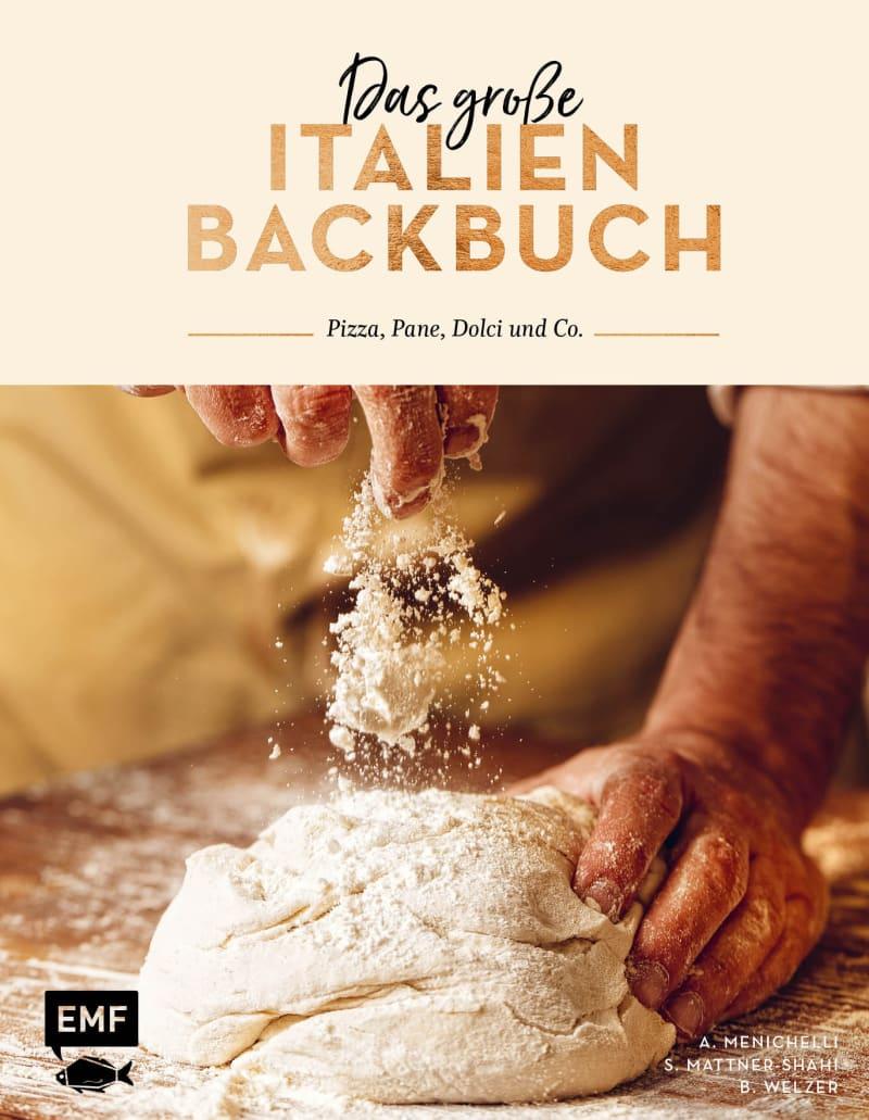 Das große Italien Backbuch