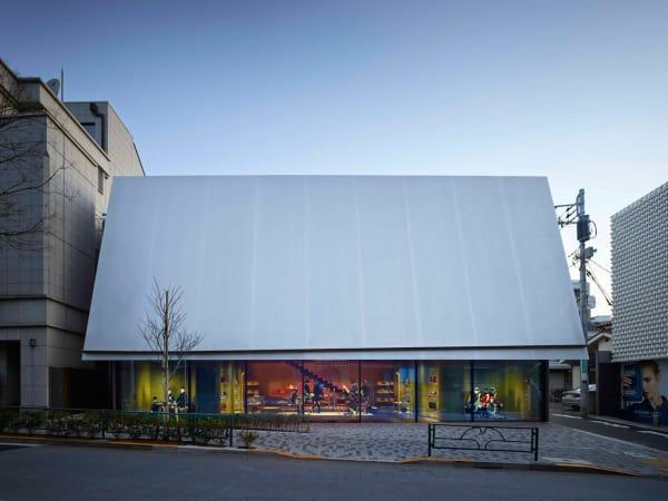 Miu Miu Store in Aoyama von Herzog & de Meuron
