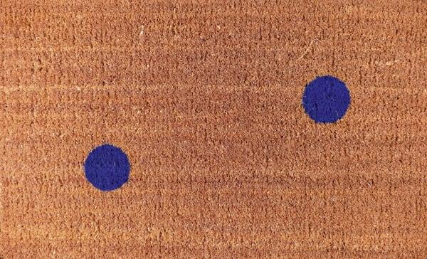 Fußmatte von der Schweizer TeppichmanufakturRuckstuhl.