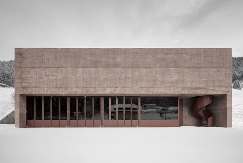 5. Pedevilla Architekten, Vierschach, Italien