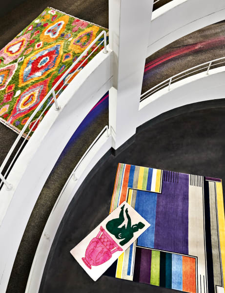 2 Inspiration Teppiche