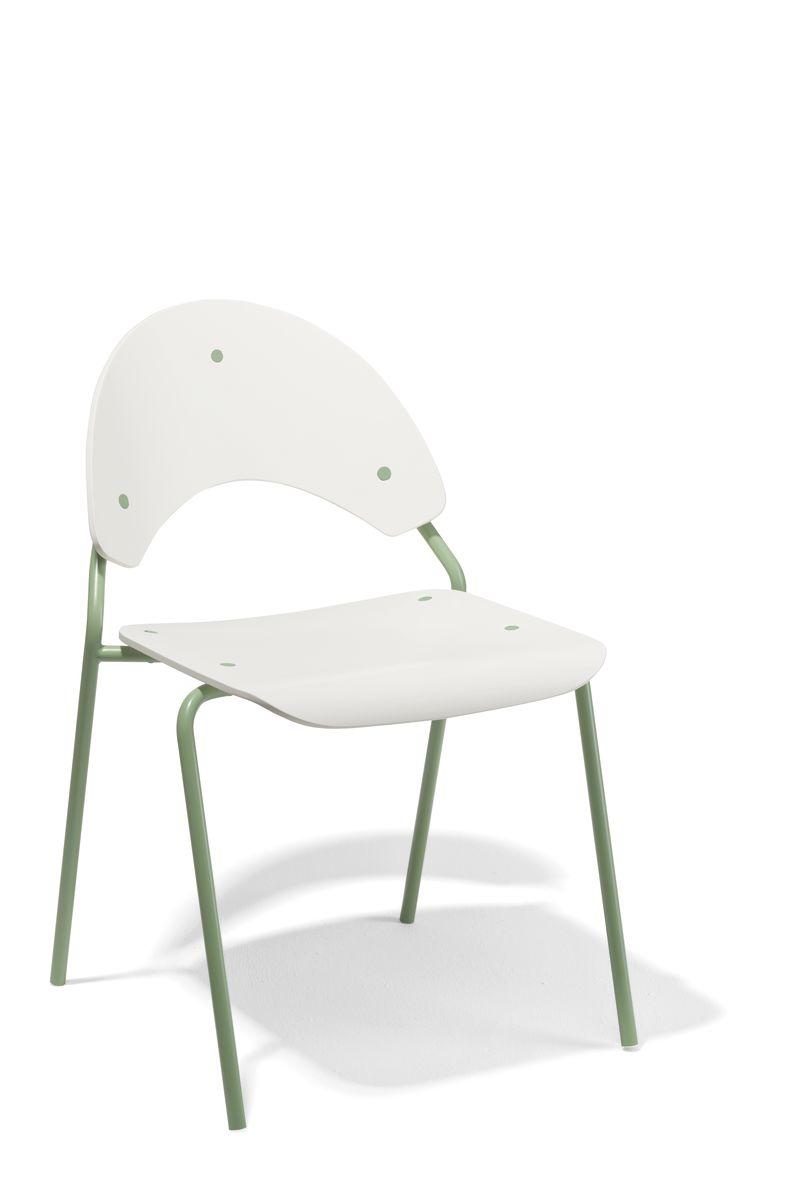 """6. """"Frog-Chair"""", Herbert Hirche für Richard Lampert, 1955"""