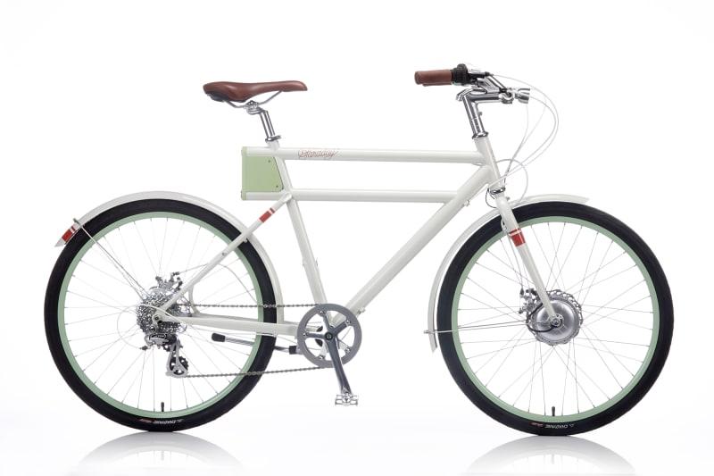 "3. ""Porteur S"" Fahrrad von Faraday"