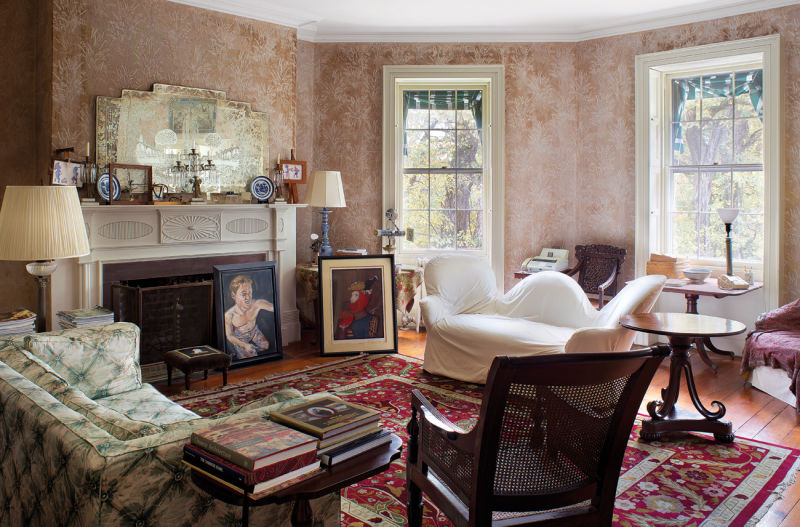 James Ivory's Haus in New York State