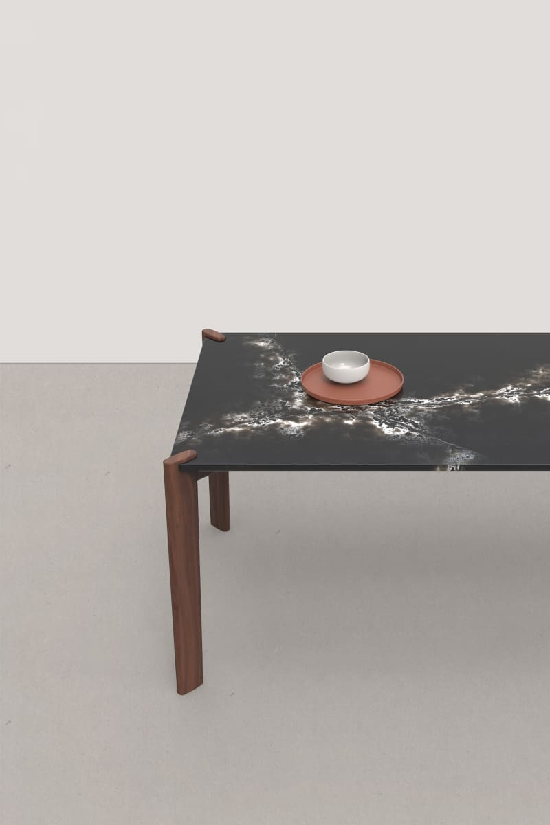 """Punt Bay Table"", Arik Levy"
