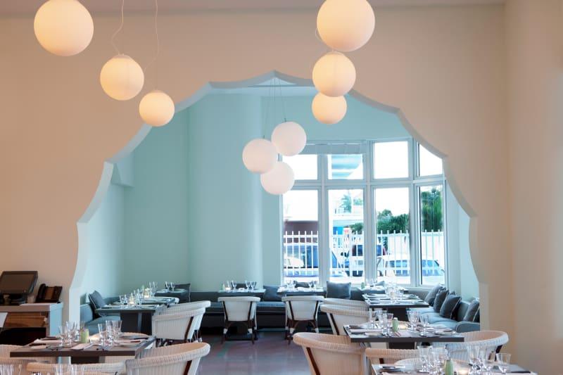 The Traymore Restaurant