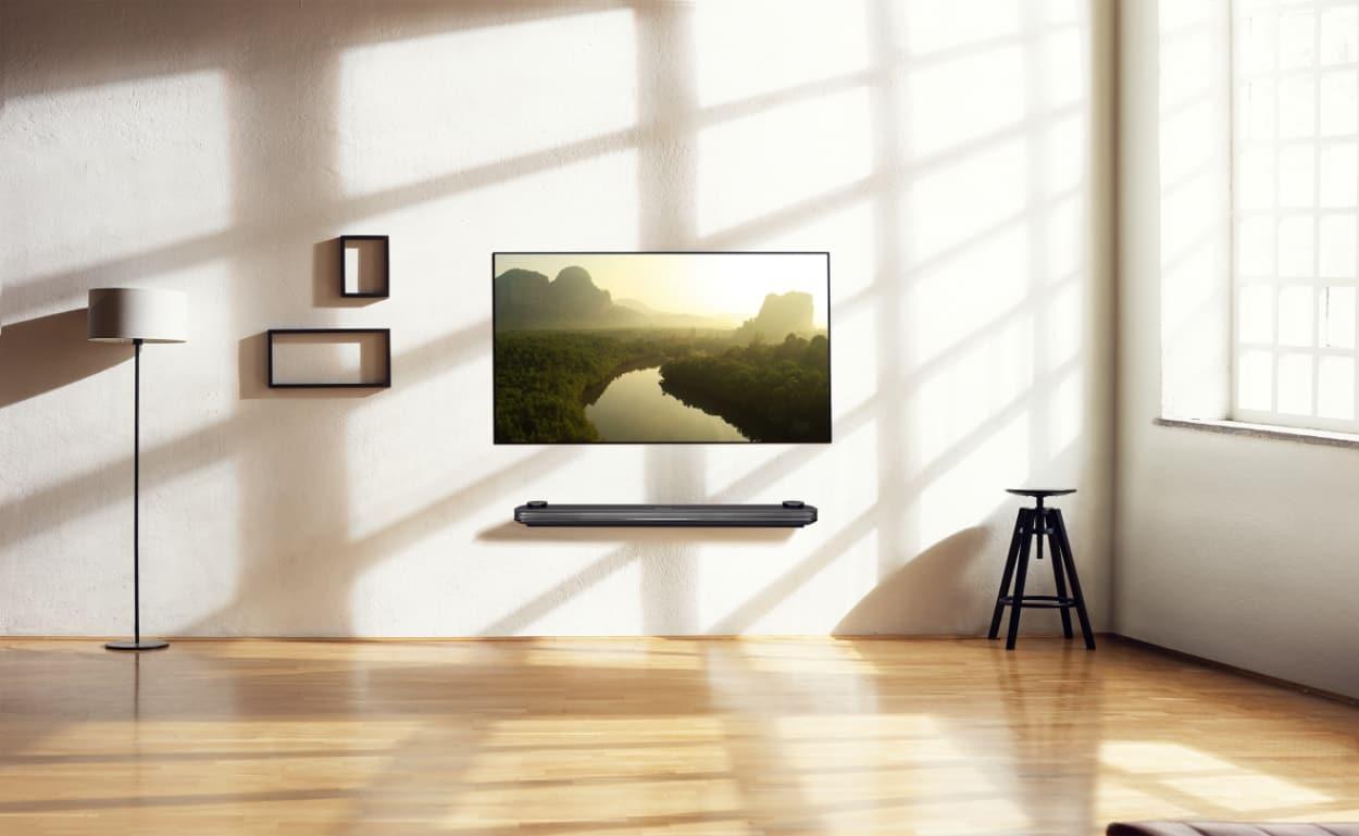 LG-Signature OLED Fernseher