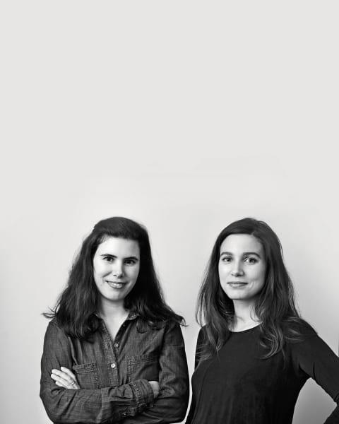Gwendolyn und Guillane Kerschbaumer.