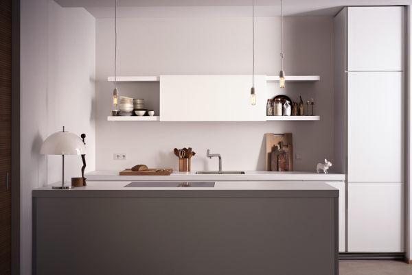 Den langjährigen Traum einer Bulthaup-Küche hat sich ein Münchner Paar in in seiner Eigentumswohnung verwirklicht.