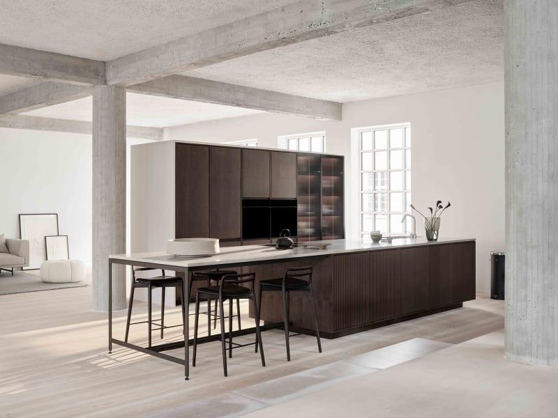 """Küche """"V2"""" von Vipp"""