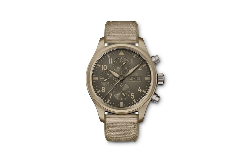 """Pilot's Watch Chronograph Top Gun Edition 'Mojave Desert'"""