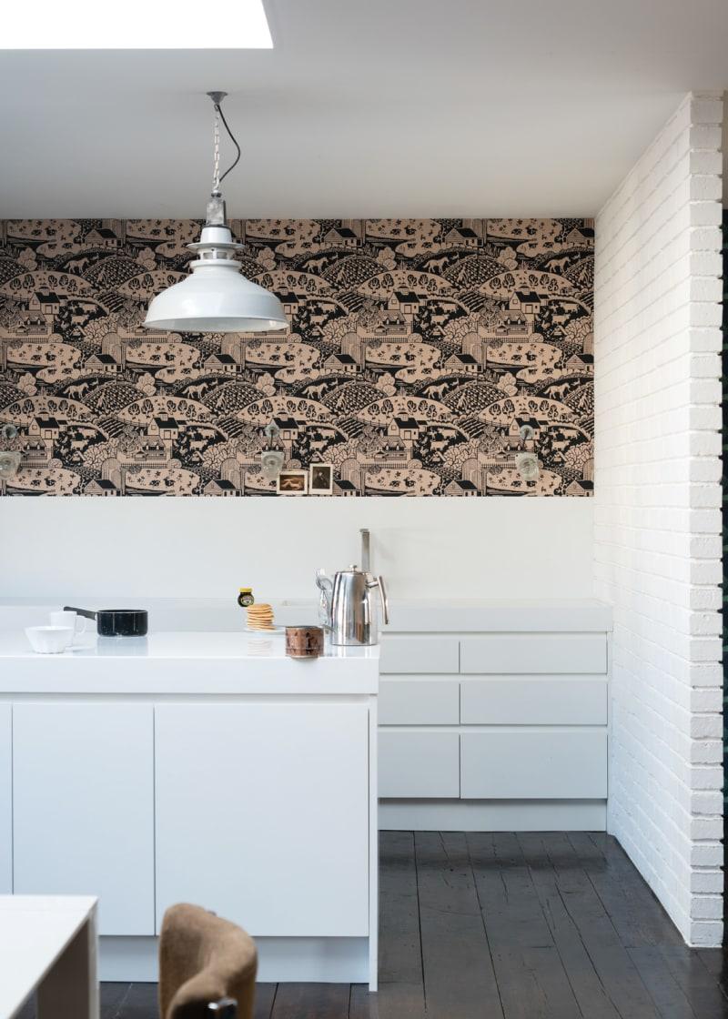 Küche mit Tapete von Farrow&Ball.jpg