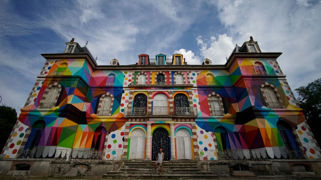 Project Okuda, Skull Castle
