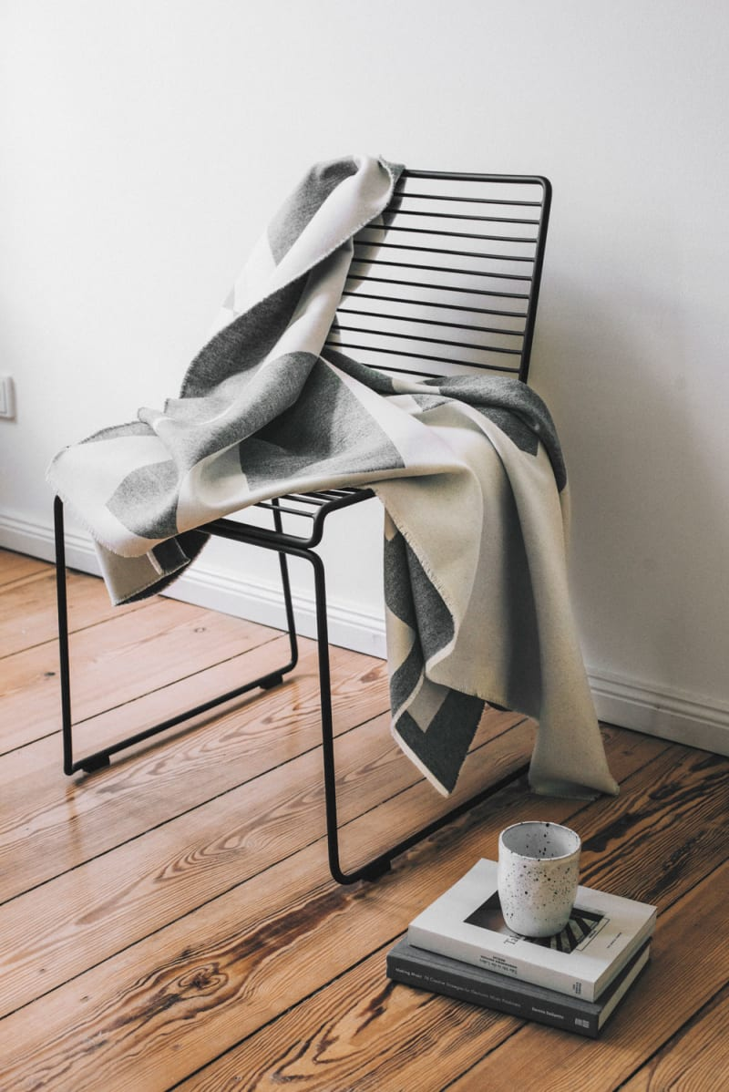 "1. Emma Wood, ""The Line Blanket"""