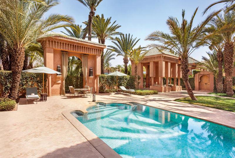 """""""Amanjena"""" in Marokko"""